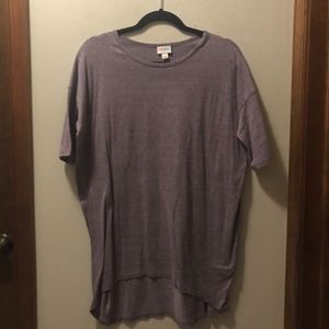 LulaRoe Irma Purple